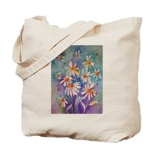 Dancing Daisies Tote Bag