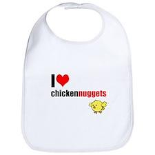 Chicken Nuggets Bib