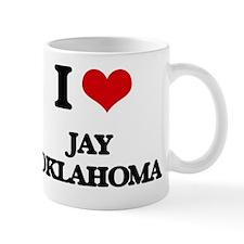 I love Jay Oklahoma Mug
