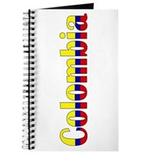 Colombia Logo Journal