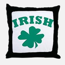 Irish Throw Pillow