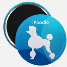 iPoodle Magnet
