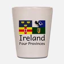 Unique Eire Shot Glass