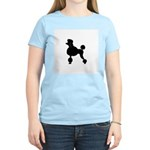 French Poodle Women's Light T-Shirt