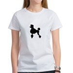 French Poodle Women's T-Shirt