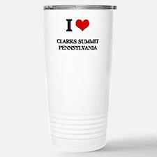 I love Clarks Summit Pe Travel Mug