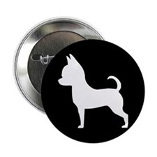 "Chihuahua 2.25"" Button (10 pack)"
