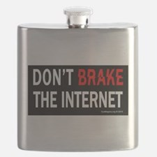 Don't Break the Internet Flask