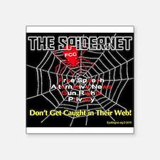 The Spidernet Sticker