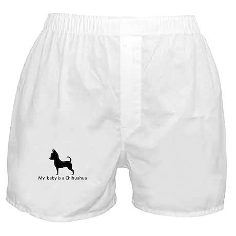 My Chihuahua Boxer Shorts
