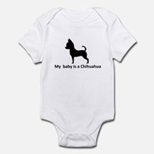 My Chihuahua Infant Bodysuit