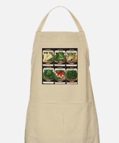 Vegetable Packets Six Apron