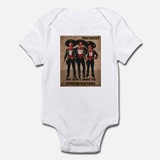 Warrantless Infant Bodysuit