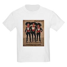 Warrantless T-Shirt