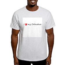 Chihuahua love T-Shirt