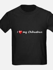 Chihuahua love T