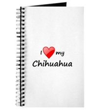 Chihuahua love Journal