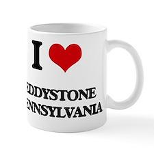 I love Eddystone Pennsylvania Mug