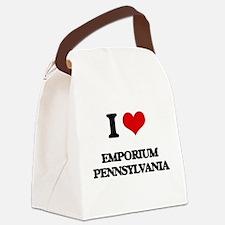 I love Emporium Pennsylvania Canvas Lunch Bag