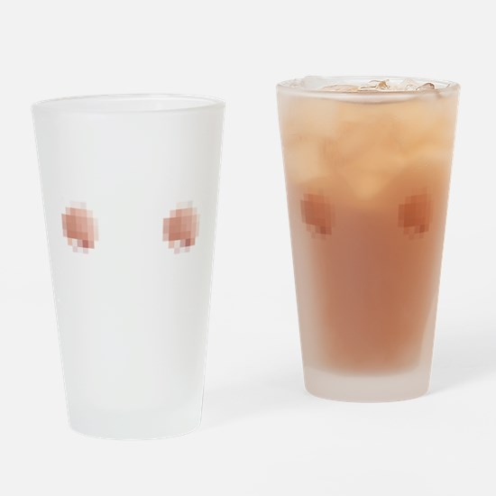 Censored Drinking Glass