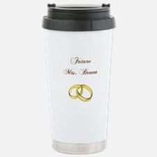 MRS. BROWN Travel Mug