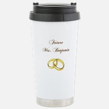 MRS. BENJAMIN Travel Mug