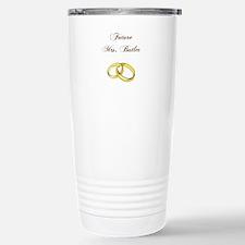 MRS. BUTLER Travel Mug