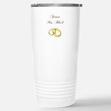 MRS. BLACK Travel Mug