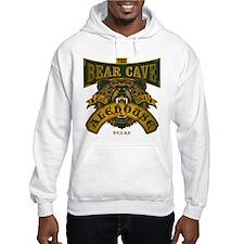 The Bear Cave Alehouse Hoodie