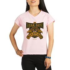 The Bear Cave Alehouse Performance Dry T-Shirt
