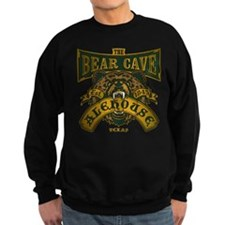 The Bear Cave Alehouse Jumper Sweater