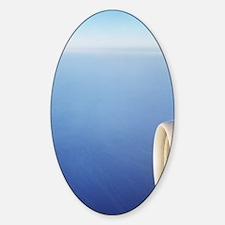 Cute Analog Sticker (Oval)