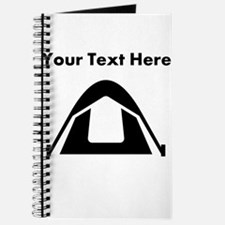 Custom Camping Tent Journal