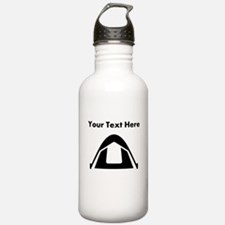 Custom Camping Tent Water Bottle