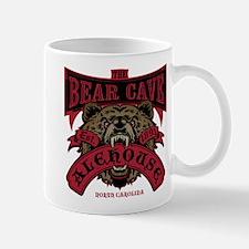 The Bear Cave Alehouse Mugs