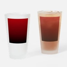 vampire red ombre Drinking Glass