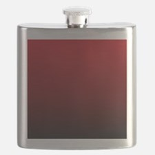 vampire red ombre Flask