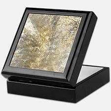Stone Tile Keepsake Box