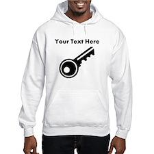 Custom Key Hoodie