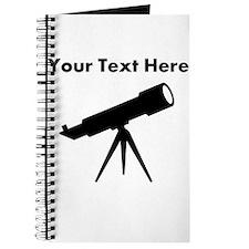 Custom Telescope Journal