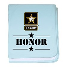 U.S. Army Honor baby blanket