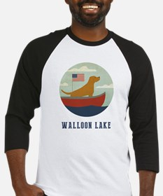 Unique Lake michigan Baseball Jersey