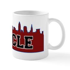 CLE Maroon/Black Mugs