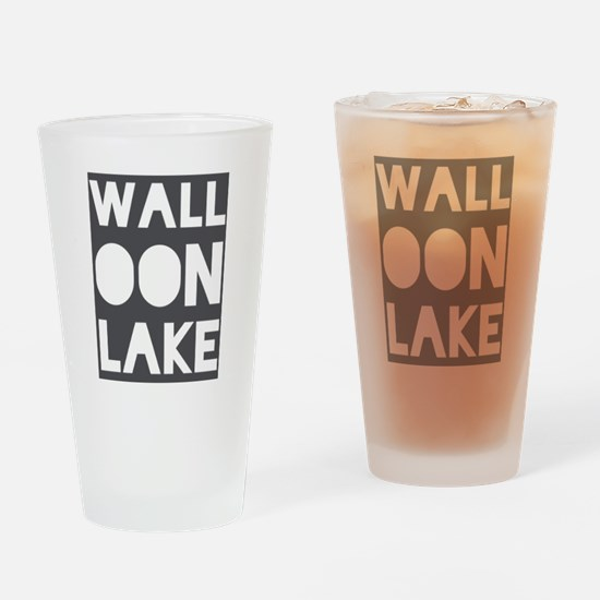 walloon lake blackout Drinking Glass