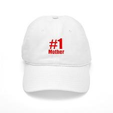 Number 1 Mother Baseball Baseball Cap