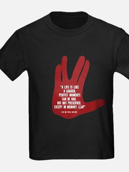 Spock's Final Tweet T-Shirt