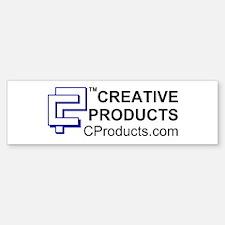 CREATIVE PRODUCTS Bumper Bumper Bumper Sticker