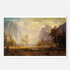 Bierstadt Landscape Postcards (Package of 8)