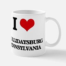 Cute Hollidaysburg Mug