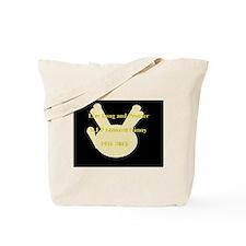 Leonard Nimoy RIP Tote Bag